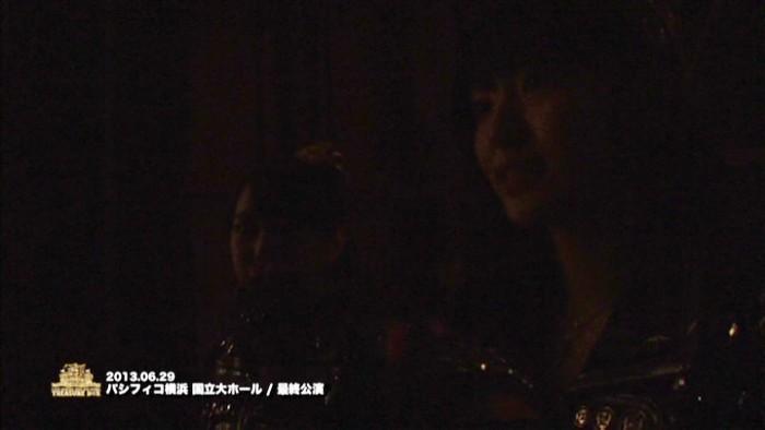 なぜか武道館までは涙を取っておきたいナカジマさん