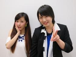 佐紀ちゃんと茉麻ちゃん