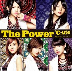 「The Power/悲しきヘブン (Single Version)」DVD付き初回限定盤C