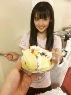 舞美ちゃん素敵な写真をありがとう!