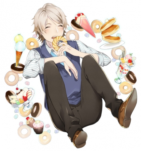 いっぱい食べる君が好き