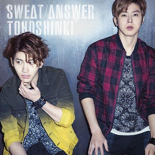 NEW SINGLE Sweat Answer2