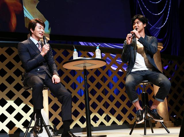 ユノ夜王イベントの写真