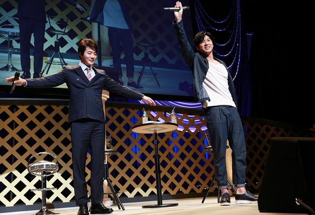ユノ夜王イベントの写真2
