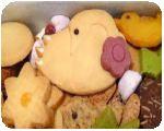 アンデルセン童話クッキー みにくいアヒルの子のしあわせ