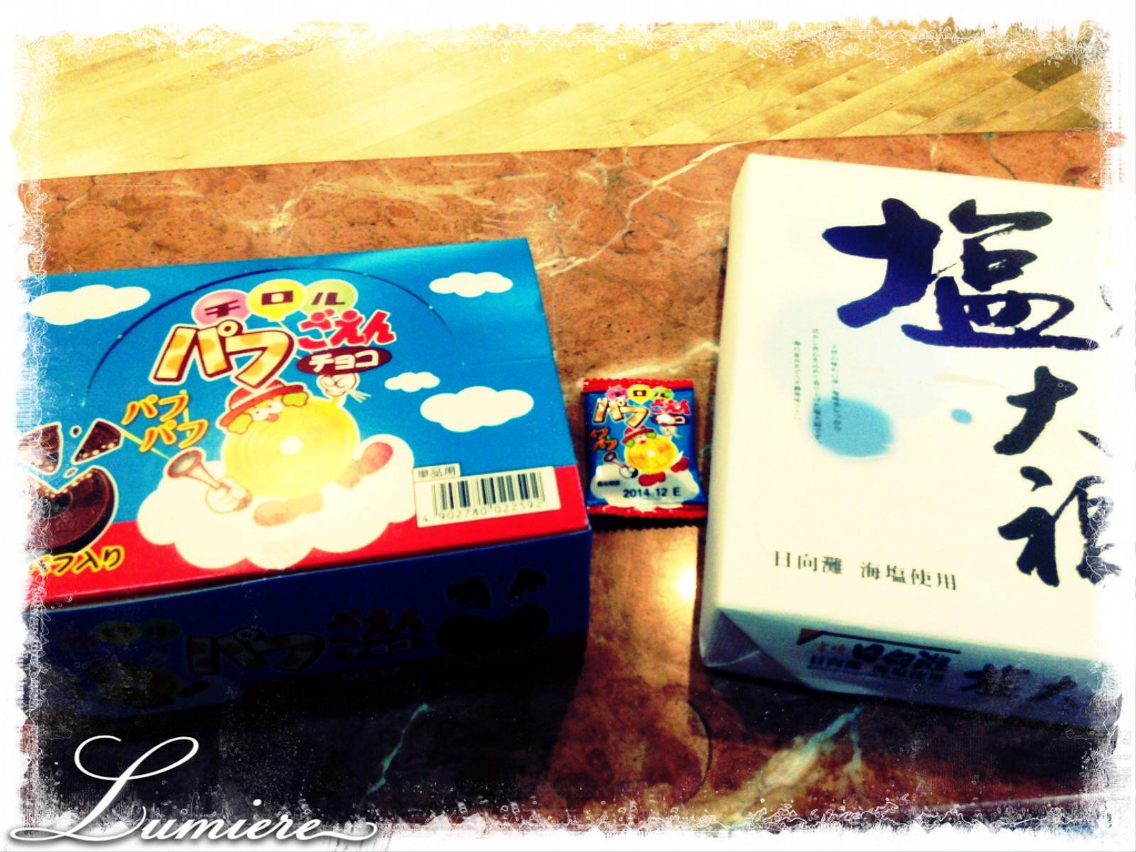 五円チョコ
