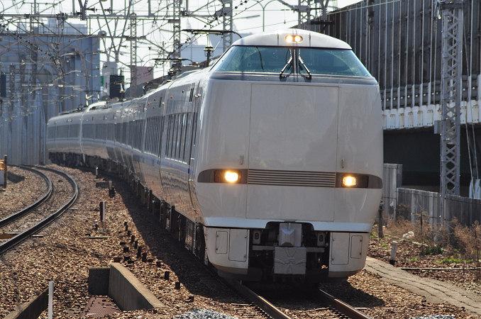 JR西日本 683系4000台