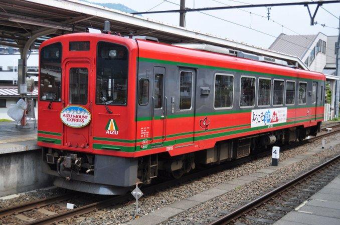会津鉄道AT750形