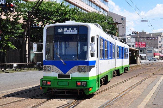 福井鉄道880形