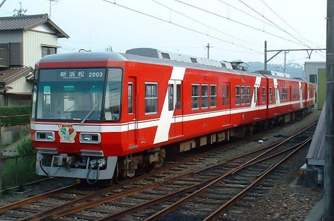 浜松鉄道2000系