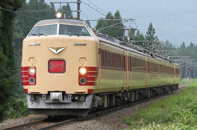 JR東日本 485系 会津