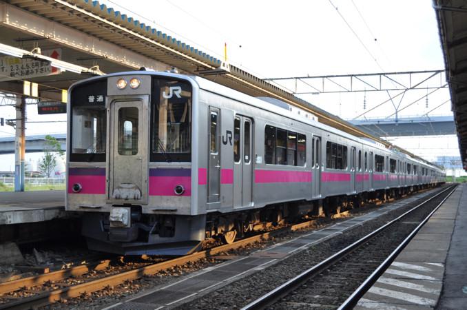 JR東日本701系秋田