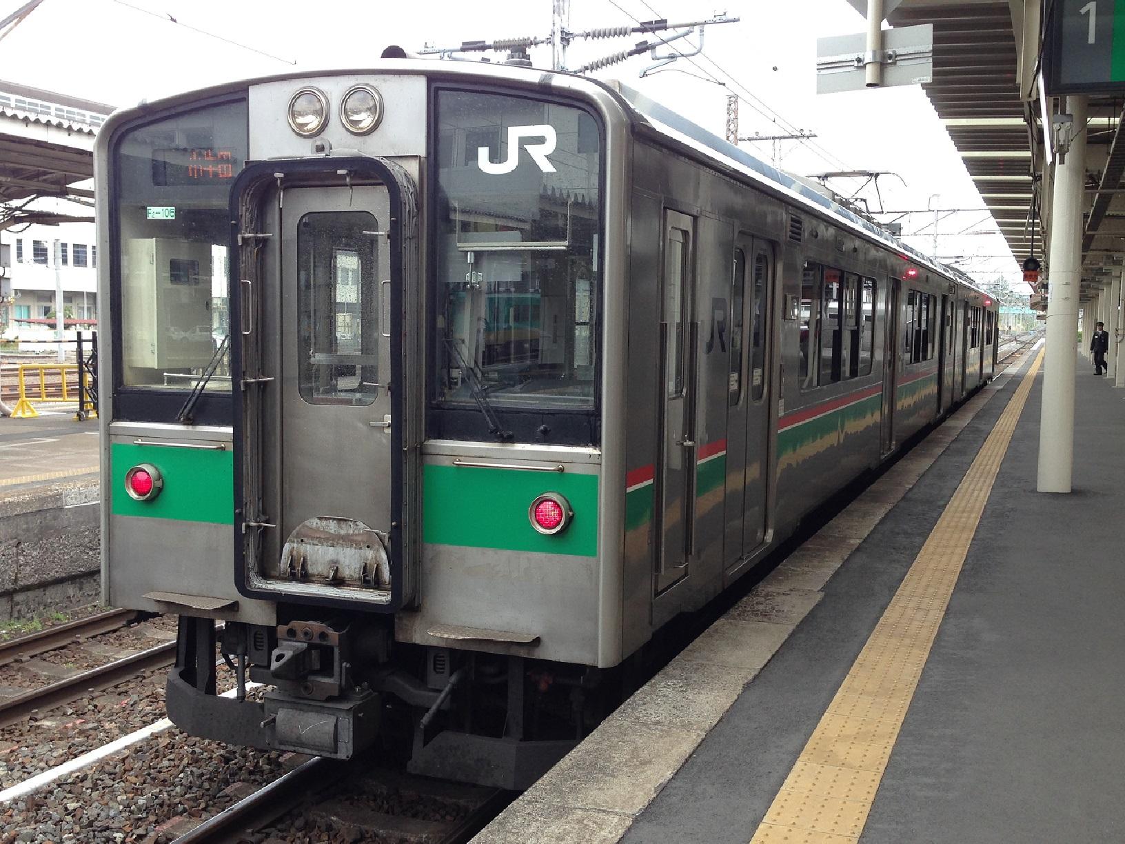 JR東日本701系仙台