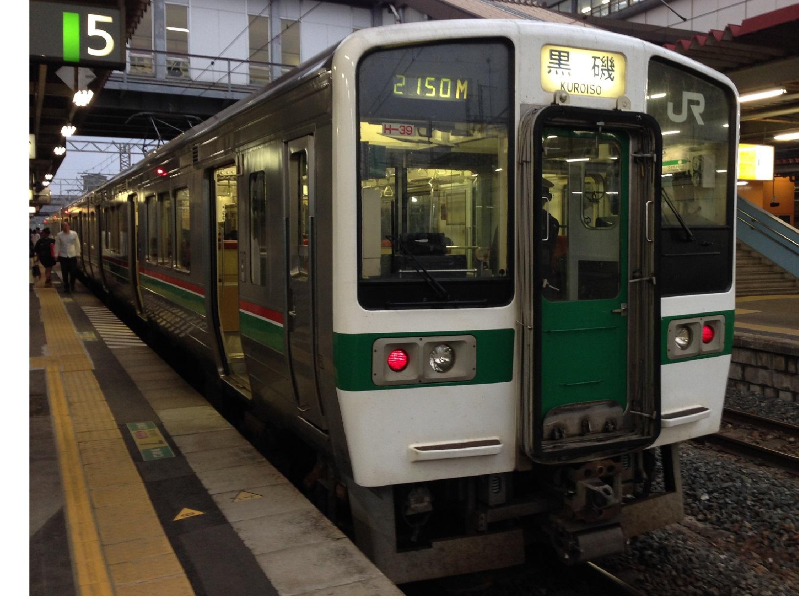 JR東日本719系仙台
