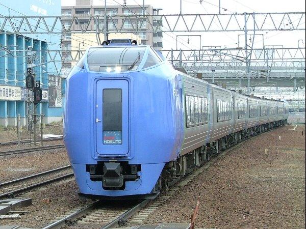 JR北海道キハ281系