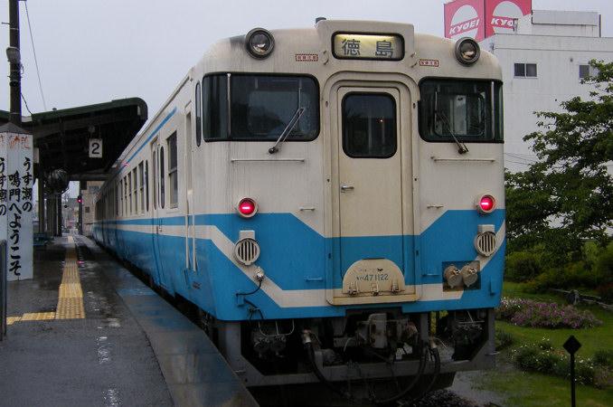 JR四国 キハ47形