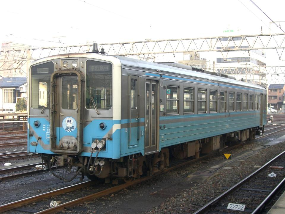 JR四国 キハ54形