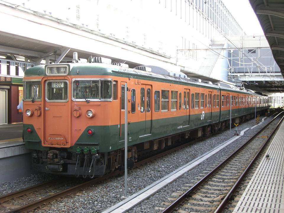 JR西日本 113系 700番台
