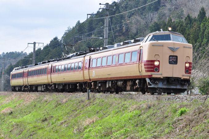 JR西日本183系 はしだて