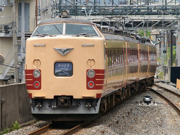 JR西日本183系 きのさき
