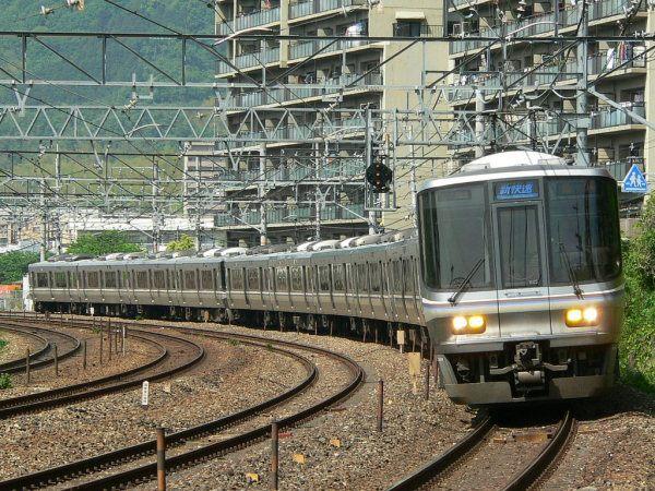 JR西日本 223系 2000番台