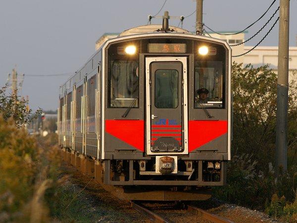 JR西日本キハ126系