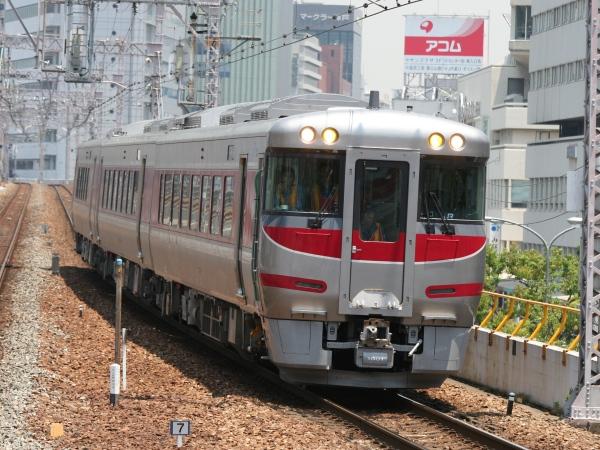 JR西日本 キハ189系
