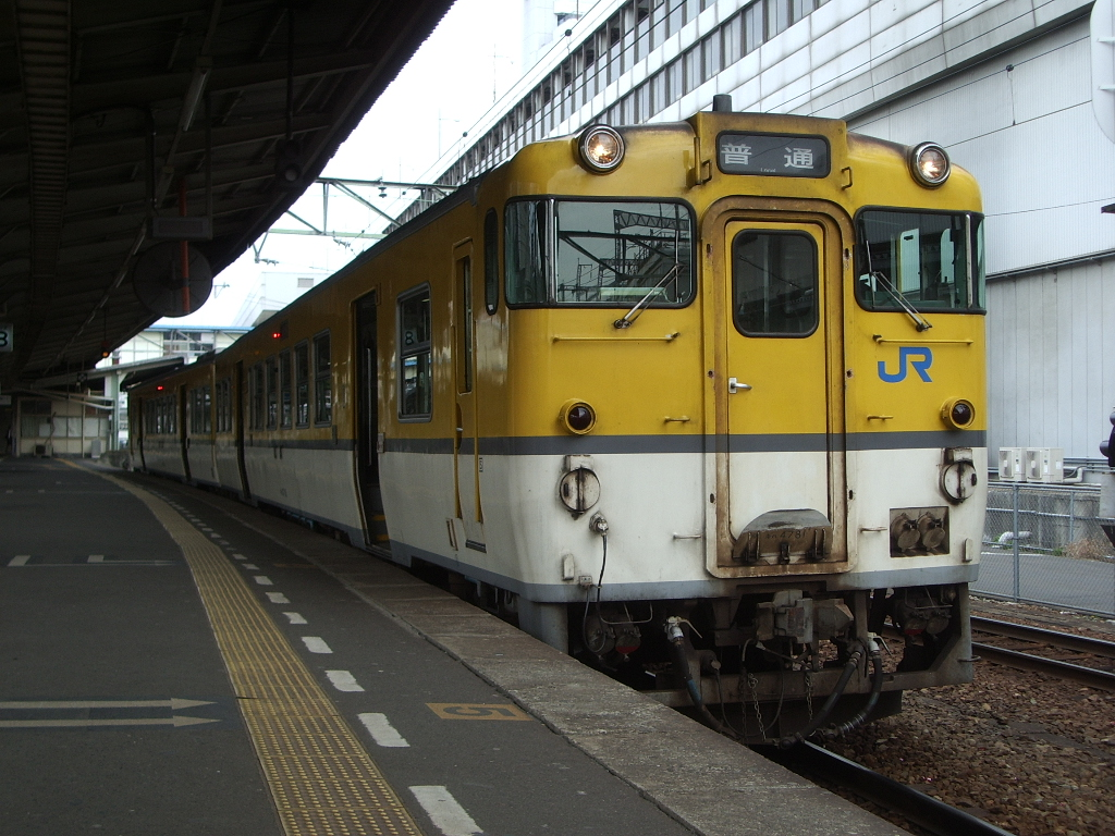 JR西日本キハ47形 広島