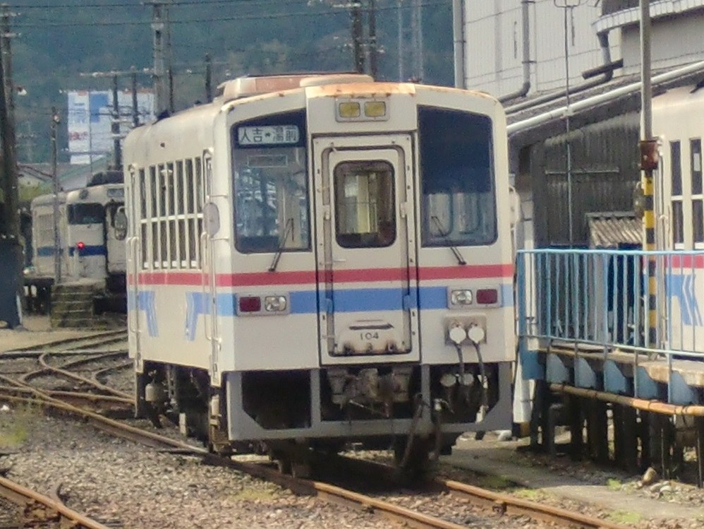くま川鉄道100形