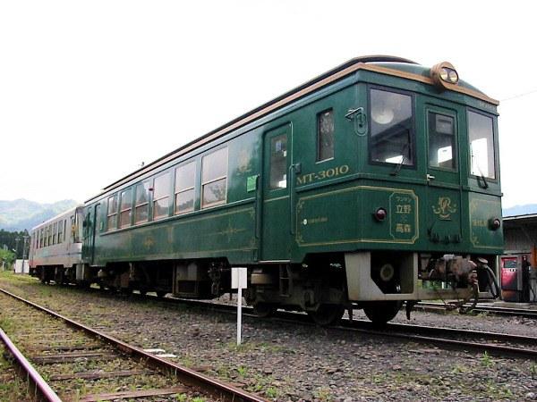南阿蘇鉄道MT3010形