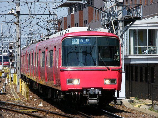 名鉄6800系新