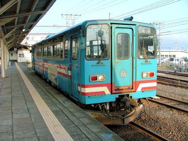 樽見鉄道ハイモ230形