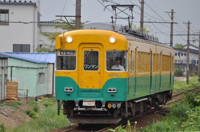 富山地鉄10030系