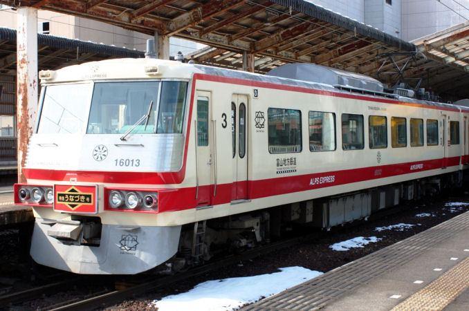 富山地鉄16010系