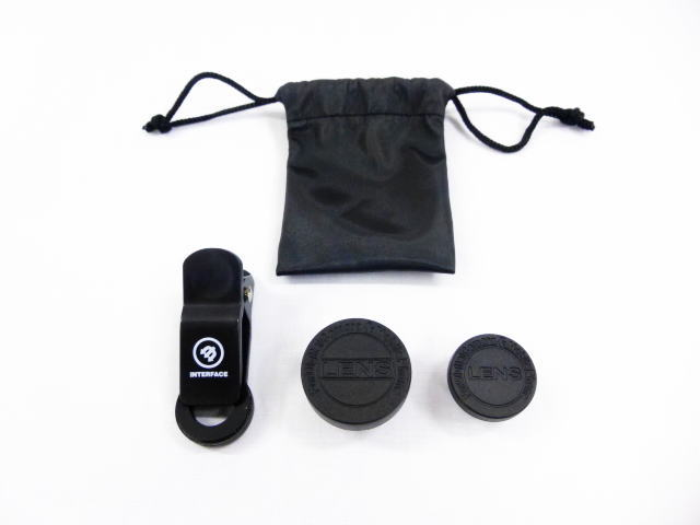 INTERFACE PHONE LENS KIT