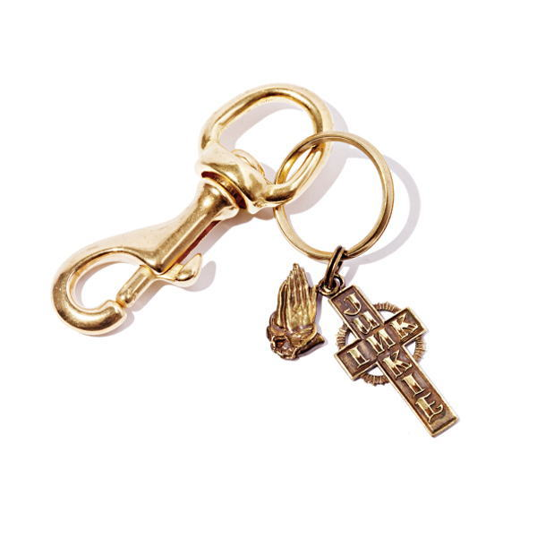 SOFTMACHINE FAITH KEY CHAIN