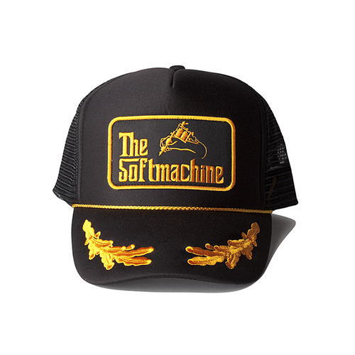 SOFTMACHINE TRICK CAP GOD
