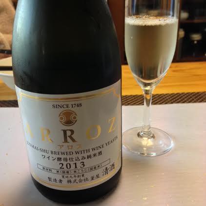 1ワイン酵母の純米酒