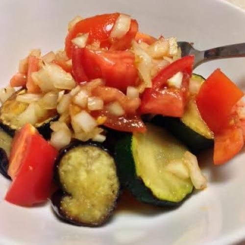 3−1野菜のソテー