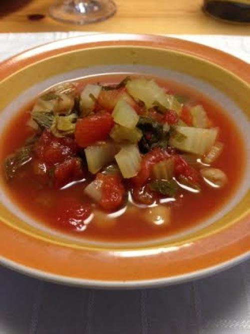3トマトスープ