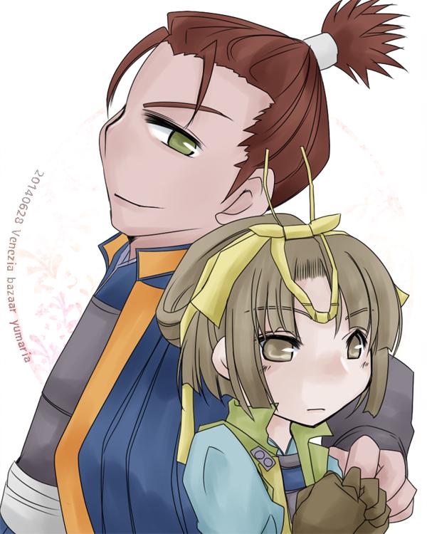 リョーマ&鈴蘭