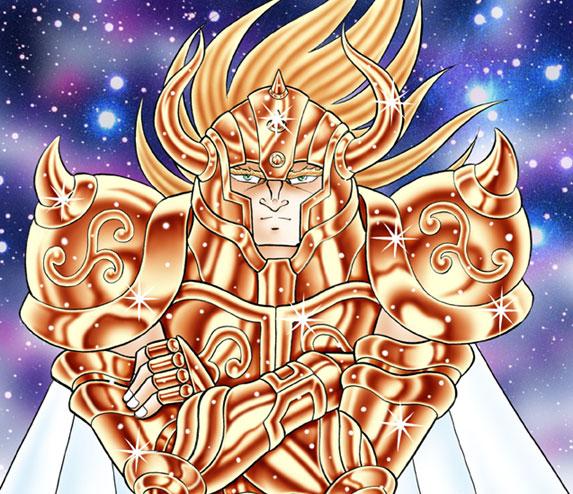 黄金聖闘士アルデバラン