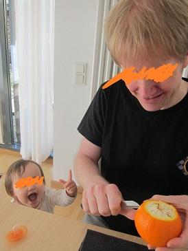 オレンジ頂戴