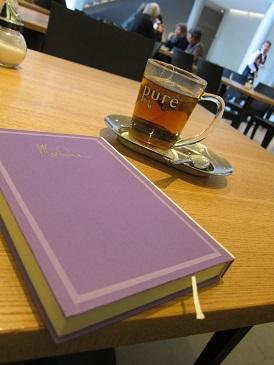 お茶 with Mishima