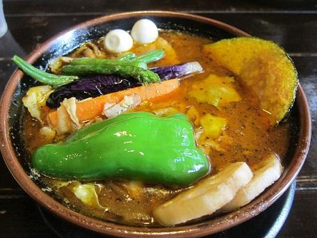 スープカレー in 札幌
