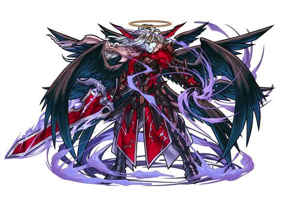 創獄の神魔王・ルシファー:闇×闇