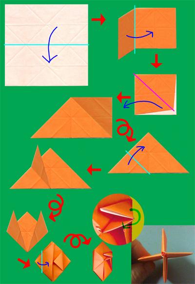 風船作り方2