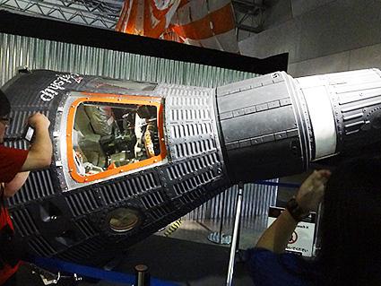 1959-1963マーキュリー宇宙船