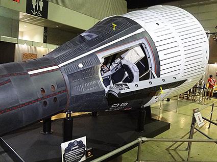 1962-66ジェミニ宇宙船