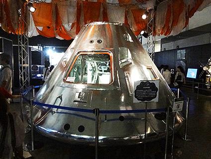 1968-72アポロ司令船